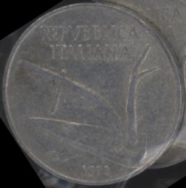 Italië KM#93 10 Lire 1973R