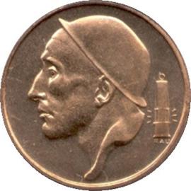 België KM149.1 50 Centimes 1956-98
