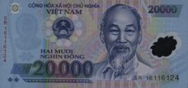 Viet Nam P120.d 20.000 Dong 2009