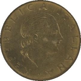 Italië KM105 200 LIRE 1979R