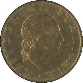Italië KM105 200 LIRE 1978R