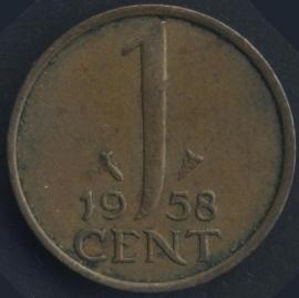 Sch.1243 1 Cent 1958