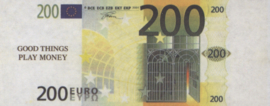 Euro imitatiegeld  200 Euro 2002