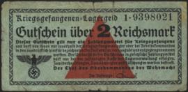 Duitsland - Kampgeld DWM-24 2 Reichsmark 1939-1945 (No date)