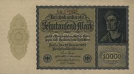 Duitsland Ros.069c:R 10.000 Mark 1922 DEU78c:R