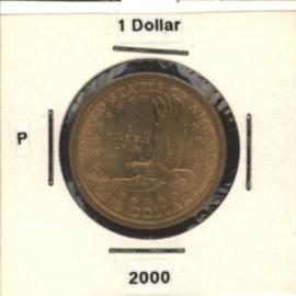 VS/USA 1 Dollar 2000 P KM310