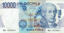 Italië P112.d 10.000 Lire 1984