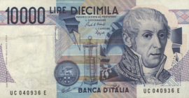 Italië P112.b 10.000 Lire 1984
