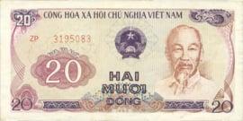 Viet Nam P94.a 20 Dông 1985