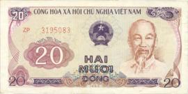 Viet Nam P094 20 Dông 1985 B322a