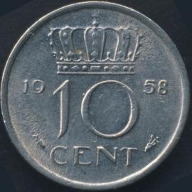 Sch. 1171 10 Cent 1958