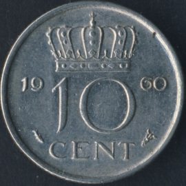 Sch. 1173 10 Cent 1960