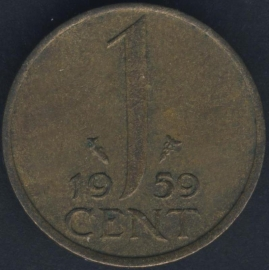 Sch.1244 1 Cent 1959