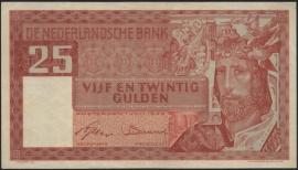 Nederland PL67: 25 Gulden 1949