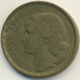 Frankrijk 50 Francs 1951 KM# 918.1