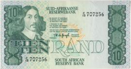 Zuid-Afrika  P120 10 Rand ND (1978-93)