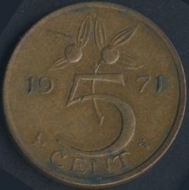 Sch.1220 5 Cent 1971