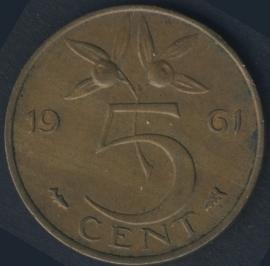 Sch.1210 5 Cent 1961