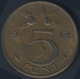 Sch.1215 5 Cent 1966