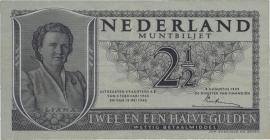 Nederland PL17.b: 2½ Gulden 1949 3 letters