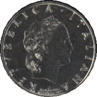 Italië KM95.2 50 LIRE 1994