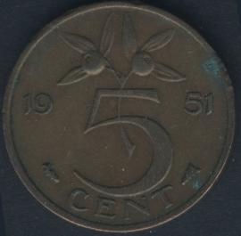 Sch.1201 5 Cent 1951