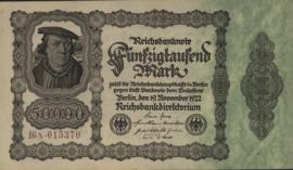 Deutsches Reich 50.000 Mark 1922-11-19 DEU-90.d