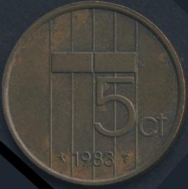 5 Cent 1983