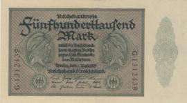 Duitsland P088 500.000 Mark 1923-05-01 Ros.087