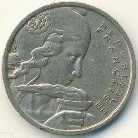 Frankrijk 100 Francs KM919.1 1955