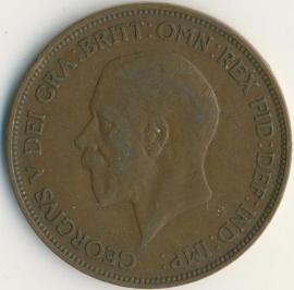 Engeland 1 PENNY 1936 KM# 838
