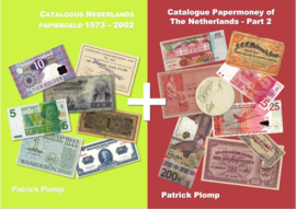Catalogus Nederlands Papiergeld: Deel 1 + Part 2