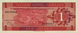 Nederlandse Antillen PLNA18.1a 1 Gulden 1970