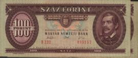 Hongarije P174 100 Forint 1993