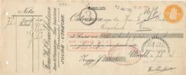 Nederland, Utrecht, Nota, Fa. Wed. Douwe Egbertszoon, 1926