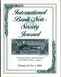 IBNS Journal 2004-1