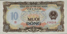 Viet Nam P86.a 10 Dông 1980