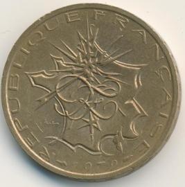 Frankrijk 10 Francs KM940