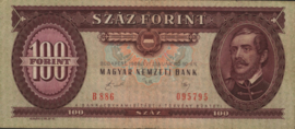 Hongarije P171 100 Forint 1957-1989
