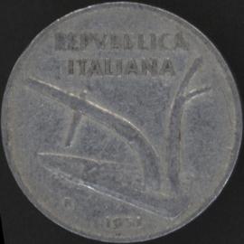 Italië KM#93 10 Lire 1951R