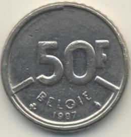 België KM169 50 Frank 1987-93