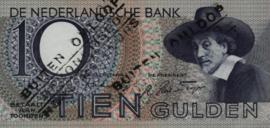 Nederland PL40.a BO3.a5 [2x] 10 Gulden 1943 UNC