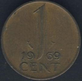 Sch.1254 1 Cent 1969 Vis
