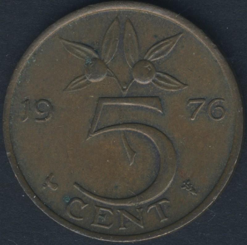 5 Cent 1976