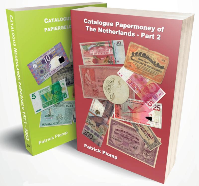 Catalogus Nederlands Papiergeld: Deel 1 + Part 2