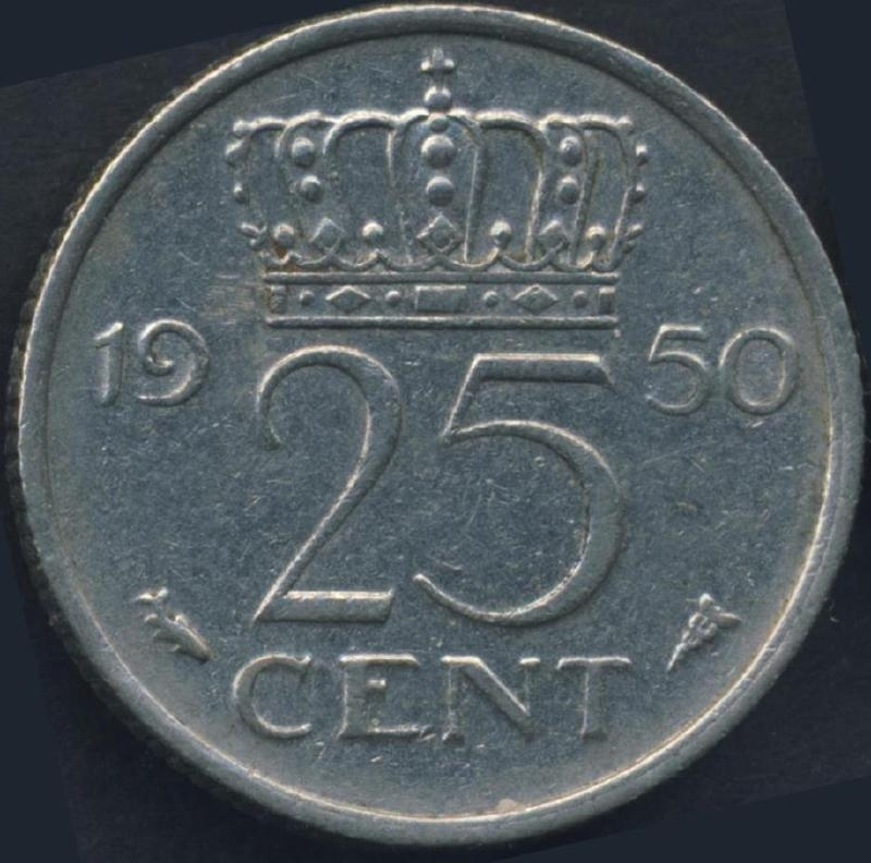 25 Cent 1950