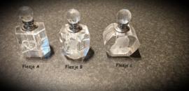 2D Foto in parfumflesje-A