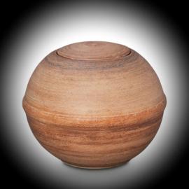 """Biologische urn bol """"Aarde"""""""