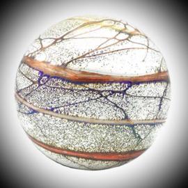 Glaskunst urn Terra 4 liter