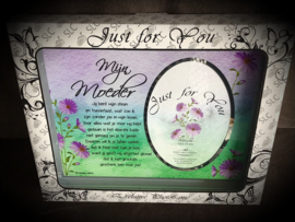 Photo frame my mom